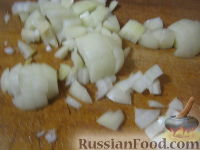 Фото приготовления рецепта: Паста c куриной грудкой под сливочным соусом - шаг №4