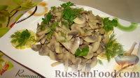 Фото к рецепту: Грибы в винном соусе