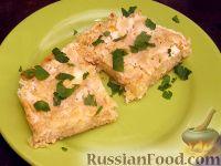 Фото к рецепту: Овощная запеканка из тертого картофеля с брынзой и сельдереем