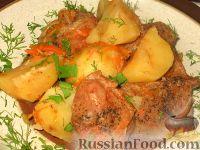 Фото к рецепту: Боснийский горшочек