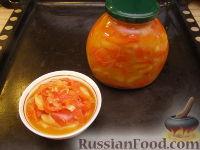 Фото к рецепту: Салат из перца и фасоли