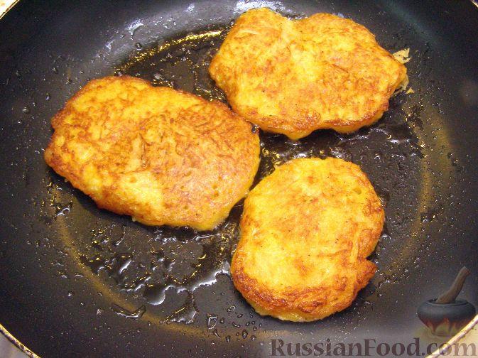 рецепт оладьи с картошкой