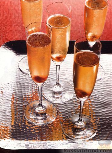 Рецепт Оригинальное шампанское
