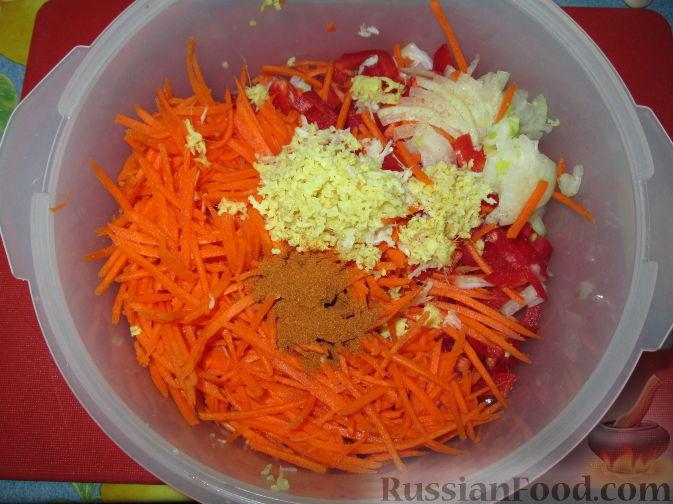Как приготовить вкусный рассыпчатый плов из курицы с пошаговым фото