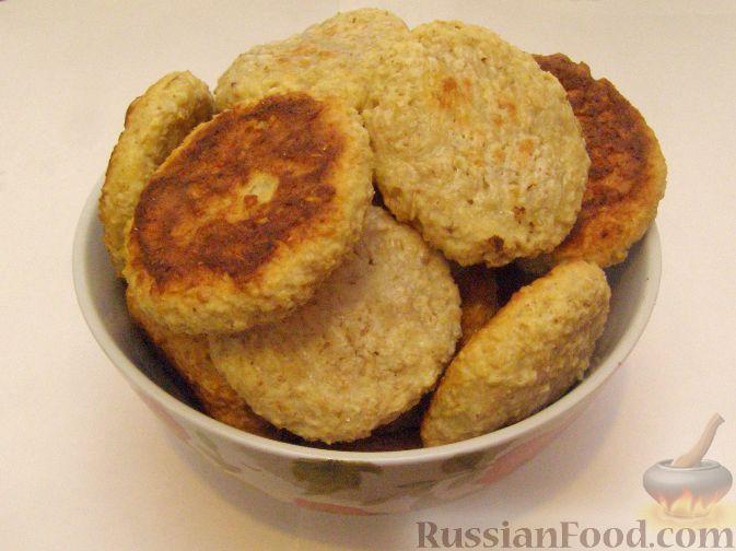 рецепты печенья из творога и овсяных хлопьев фото