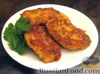 Фото к рецепту: Котлеты капустно-морковные