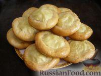 Фото к рецепту: Шаньги с картофелем