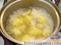 Фото приготовления рецепта: Шаньги с картофелем - шаг №8