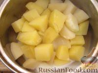Фото приготовления рецепта: Шаньги с картофелем - шаг №9
