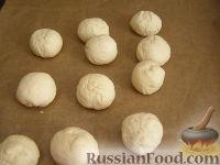 Фото приготовления рецепта: Шаньги с картофелем - шаг №10