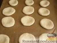 Фото приготовления рецепта: Шаньги с картофелем - шаг №11
