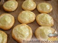 Фото приготовления рецепта: Шаньги с картофелем - шаг №17