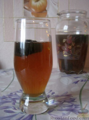 Рецепт Узвар из сухофруктов