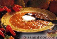 Фото к рецепту: Тыквенный суп-пюре с анисом