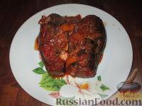 Фото к рецепту: Баклажаны