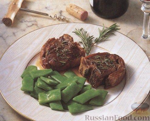 Рецепт Жареная баранина