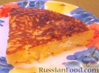 Фото к рецепту: Запеканка из макарон и творога