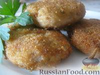 Рыбные котлеты, рецепты с фото на: 269 рецептов рыбных котлет