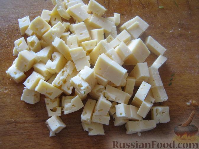 Салат моментальный рецепт пошагово 34