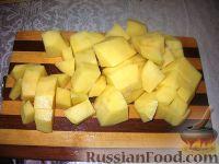 Фото приготовления рецепта: Бозартма из курицы - шаг №4