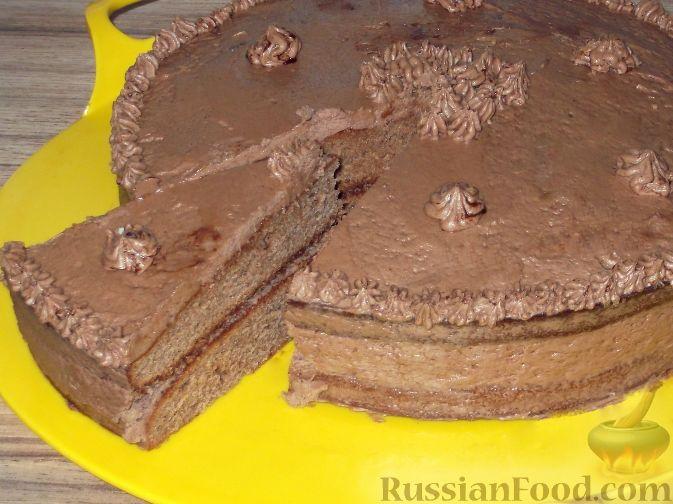 Рецепт Торт «Прага»