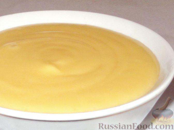 заварной крем для пирожных рецепт