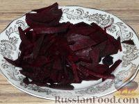 Фото приготовления рецепта: Борщ с говядиной - шаг №5