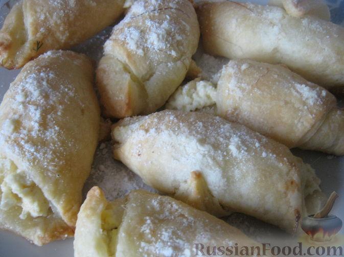 Рецепт Рогалики домашние