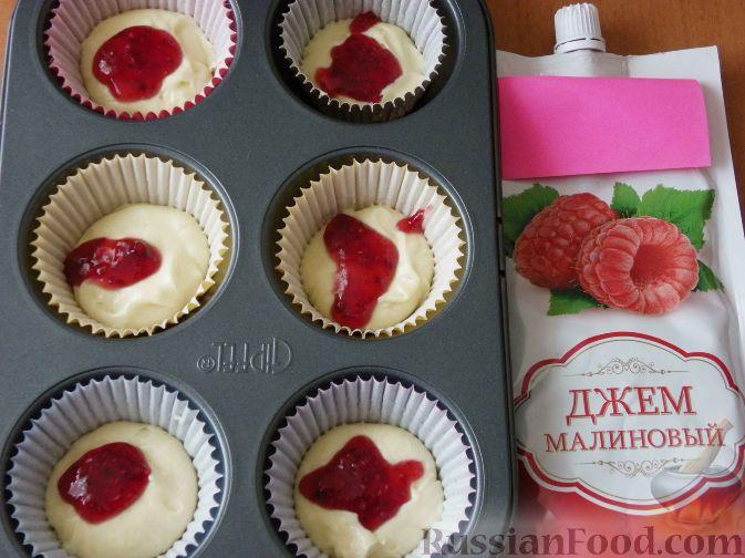 мини кексы рецепт с фото