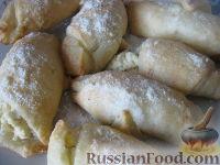 Фото к рецепту: Рогалики домашние