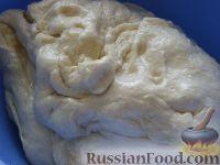 Фото приготовления рецепта: Домашние плюшки - шаг №3
