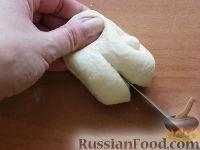 Фото приготовления рецепта: Домашние плюшки - шаг №10