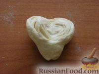 Фото приготовления рецепта: Домашние плюшки - шаг №11