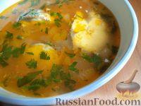 Фото к рецепту: Рыбный суп из скумбрии