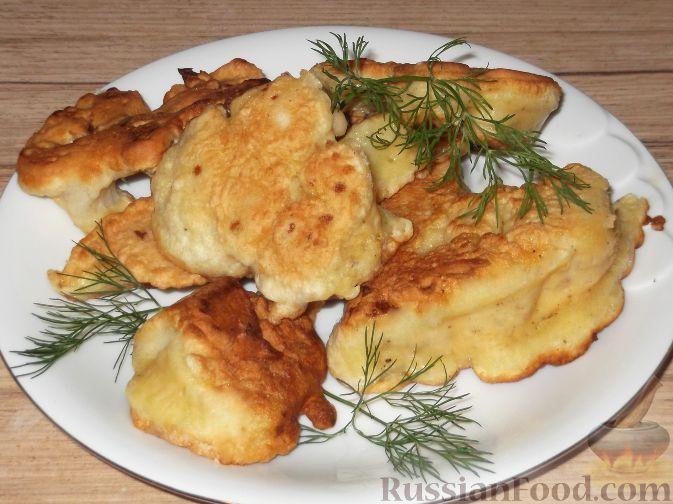 Жареная капуста в кляре рецепт пошагово