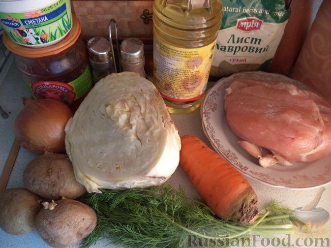 щи из свежей капусты классический рецепт