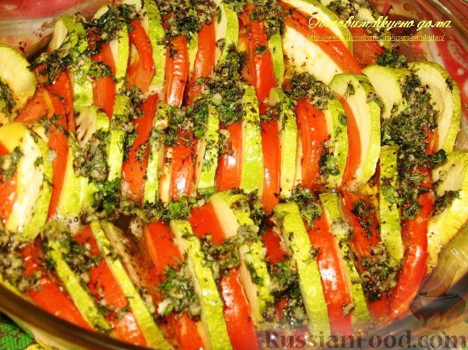 Рецепты приготовления блюд из кабачков
