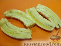 Фото приготовления рецепта: Жареные бананы - шаг №2
