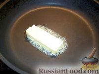 Фото приготовления рецепта: Жареные бананы - шаг №3