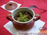 Фото к рецепту: Жаркое в горшочках
