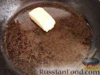 Фото приготовления рецепта: Спагетти с сыром и яйцами - шаг №7