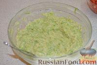 Вкуснейший кабачковый тортик - рецепт пошаговый с фото