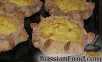 Фото к рецепту: Калитки с картофельной начинкой