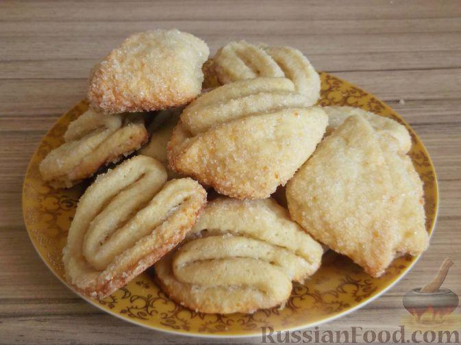 Рецепт печенья домашнего быстро и легко
