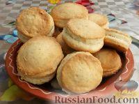 рецепт вкусного печенья для детей из сметаны