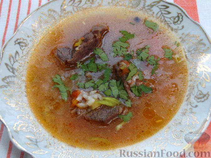рецепт приготовления харчо из баранины