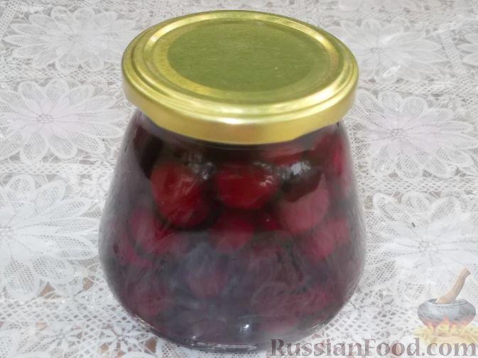 вишневое варенье пятиминутка рецепт