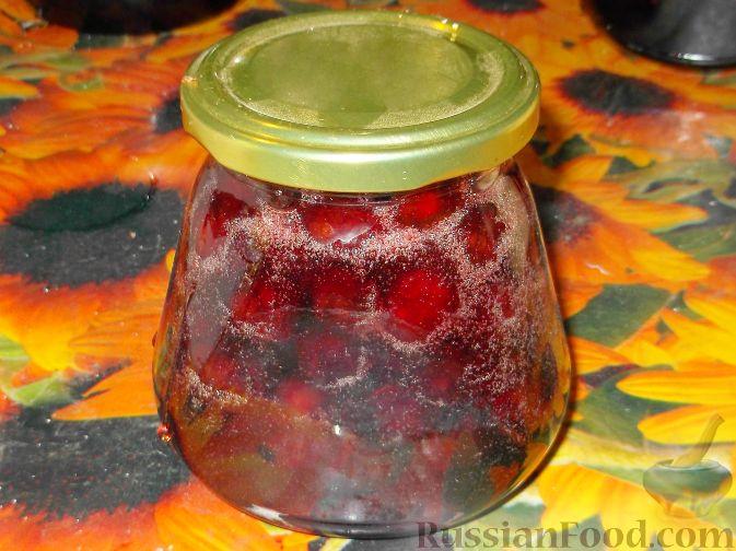 Рецепт Варенье из вишни с косточками