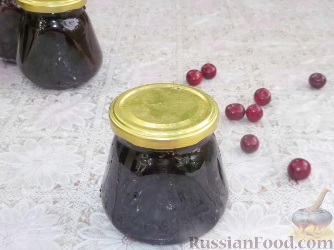 Рецепт Варенье из вишни без косточек «Лакомка»