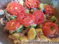 Фото приготовления рецепта: Салат «Просто чудо» - шаг №16